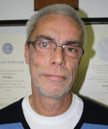 Christian Lührs seit 2018